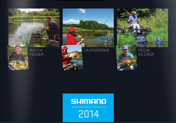 catalogue shimano